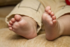 BABY FOOT Royalty Free Stock Photos