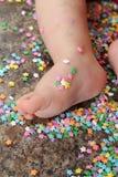 Baby Foot Stock Photos