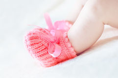 Baby foot royalty free stock images