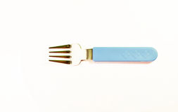 Baby fork Stock Images