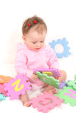 Baby fun Stock Images