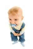 baby funny Στοκ Φωτογραφία