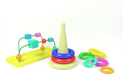Baby games Royalty Free Stock Photo