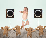 Baby games 15 Royalty Free Stock Images