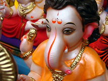 Baby Ganesha Royalty Free Stock Photo