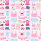 A baby garments Royalty Free Stock Photos