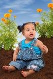 Baby-Garten Lizenzfreie Stockbilder