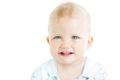 Baby gealtert ein Jahr Lizenzfreies Stockfoto