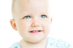 Baby gealtert ein Jahr Stockbild