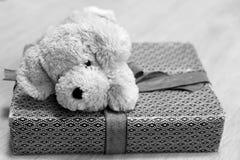 Baby-Geschenk stockfoto