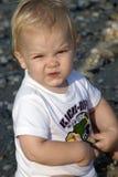Baby-Gesicht lizenzfreie stockfotografie