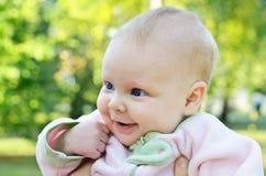 Baby-girl Stock Image