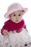 Baby Girl. Royalty Free Stock Images