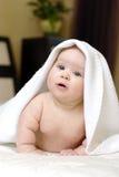 Baby Girl. Royalty Free Stock Image