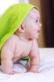 Baby Girl. Stock Photos