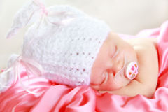 Baby girl Stock Photos