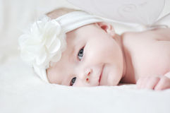 Free Baby Girl Royalty Free Stock Image - 24437946