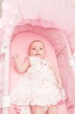 Baby girl Stock Images