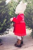Baby girl Royalty-vrije Stock Afbeeldingen