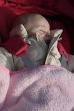 Baby girl Stock Foto's