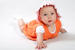 Baby-girl Stock Photos