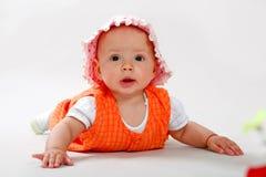 Baby-girl Royalty Free Stock Photos