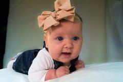 Baby girl Royalty-vrije Stock Fotografie