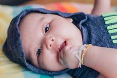 Baby girl Royalty-vrije Stock Afbeelding