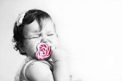 Baby Girl Stock Photography