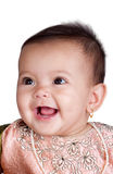 Baby girl Royalty Free Stock Photography