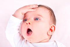 Baby girl. Stock Image