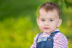 Baby girl portrait Royalty Free Stock Photo