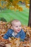 Baby girl smiling Royalty Free Stock Image