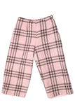 Baby girls trousers Royalty Free Stock Photo