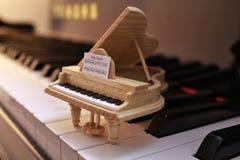 Baby Grand Piano Royalty Free Stock Photos