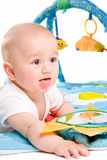 Baby gym isolated Stock Image