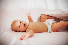 Baby. Royalty Free Stock Images