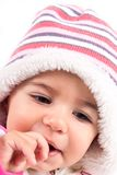 Baby with hat 2 Stock Image