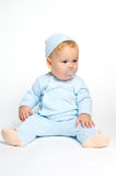 Baby with hat Royalty Free Stock Photo