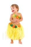 Baby Hawaiian Stock Image
