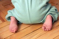 baby hielen Stock Foto's