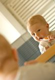 Baby hygiene Stock Images
