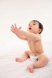 Baby I royalty-vrije stock foto's