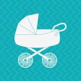 Baby icon design. Baby toy icon design,  illustration eps10 graphic Stock Image