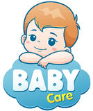 Baby Illustration stock illustration