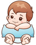 Baby Illustration royalty free illustration