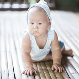 Baby indoor Royalty Free Stock Photography