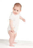 Baby isolated Royalty Free Stock Photography