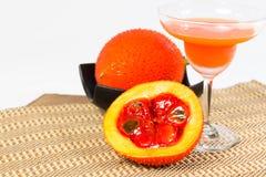 Baby Jackfruit Stock Image