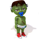 Baby Jake Frankenstein Stock Images